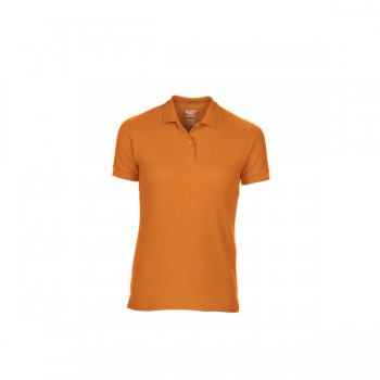 Polo double pique dryblend for her