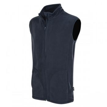 Polar fleece vest for him